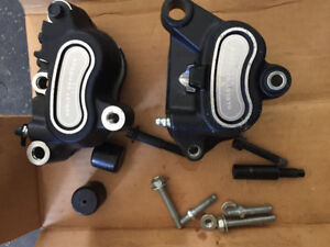 Brake Caliper Front And Back