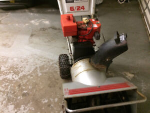 Priced to sell snowblower