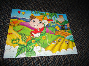 Jack and the Beanstalk Puzzle~~100 Pieces! Kingston Kingston Area image 3