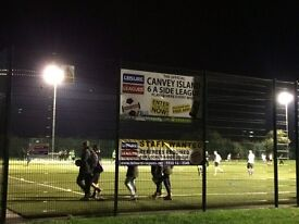 Canvey Island 6aside Football League
