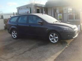 Ford Focus 1.8TDCi ( 115ps ) 2009.5MY Zetec AY AS YOU GO TODAY