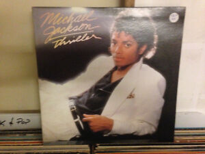 THRILLER ON VINYL