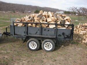 Premium Firewood  - Split, seasoned and Delivered.