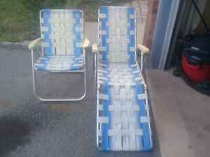 Foldable Outdoor Chairs