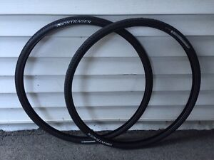 Hybrid bicycle tires Bontrager H5  700 x 32