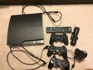 PS3 320 GB in mint condition everything included