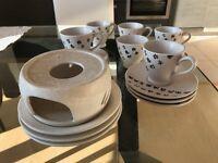 Chinese Tea Set - 16 elements