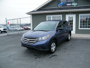 2013 Honda CR-V SUV, 91,000 km, LOADED AND INSPECTED