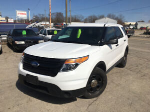 2015 FORD EXPLORER ALL WHEEL DRIVE ***CERTIFIED***