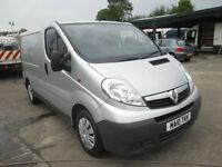 2010 Vauxhall Vivaro 1 COMPANY OWNER, FULL HISTORY, NO VAT