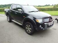 Mitsubishi L200 2.5DI-D 4WD Double Cab Pickup Warrior for sale  Welshpool, Powys