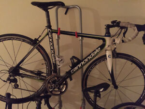 Cannondale supersix avec roues fulcrum quatro- condition A1