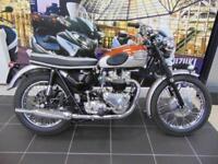 1962 TRIUMPH BONNEVILLE T120