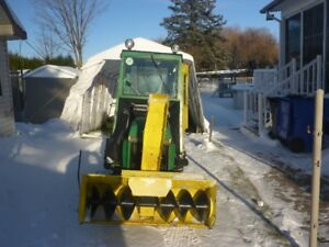 Tracteur John Deer 400