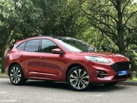 image for 2021 Ford Kuga 2.0 EcoBlue 190 ST-Line X Edition 5dr Auto AWD HATCHBACK Diesel A