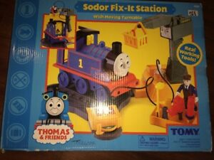 Thomas and Friends - Sodor Fix It Station