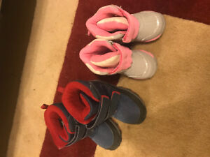 Winter  and fall boots for kids