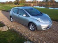 2016 / 16 Nissan Leaf E ( 80kw ) ( 24kWh ) Auto 2016MY Acenta