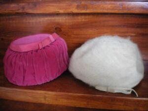 Mode vêtements:  Élégant chapeau  pour femme,  ancien