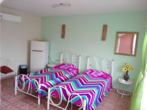 Independent Room for Rent.  . Holguín. Cuba.  Near the Central