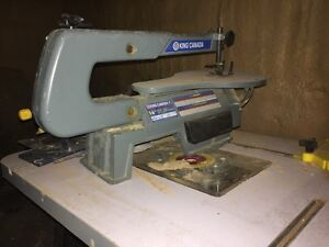 "King 16"" Variable Speed Scroll Saw"