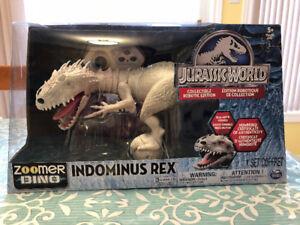 Jurassic world Indominus Rex - Zoomer Dino Tyrannosaurus