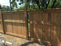 Fences – Decks – Pergolas – Sheds – Patios – Framing - Posts