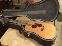 Tanglewood Evolution guitar, Mint condition