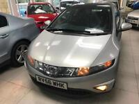 2005 Honda Civic 2.2i-CTDi ES - Panoramic roof - Fog lights