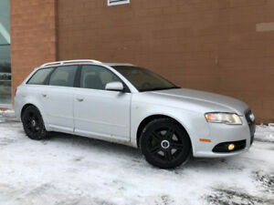 2008 Audi A4 2.0T quattro S-Line wagon for sale