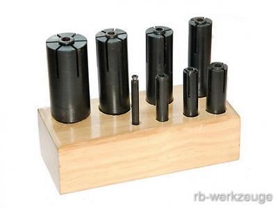 8-teiliges Spreizdorne Set 6-32mm Aufspanndorne (RBWSDS8TLG)