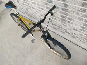 Norco single speed winter beater bicycle bike