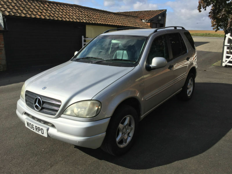 Mercedes-Benz ML270 2.7TD auto CDI