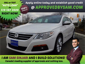VOLKSWAGEN CC SPORT - Bad Credit? GUARANTEED APPROVAL.