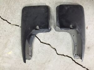 96 - 02 Toyota 4Runner Accessory Flare Rear Mud Flaps