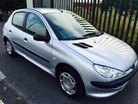 Peugeot 206 Style 1.4 HDI 1 Owner 12 Month MoT swap P.x welcome