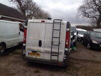 Vauxhall vivaro Renault traffic from 03 to 08 reg all non runners selling as job lot £500 each van
