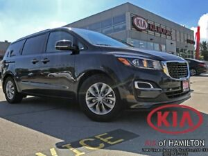 2019 Kia Sedona LX | One Owner | Like New | Backup Cam + Sensors