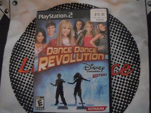 Playstation 2 Dance Dance Revolution Disney With Mat London Ontario image 1
