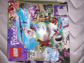 Lego Friends Jungle Rescue Bridge
