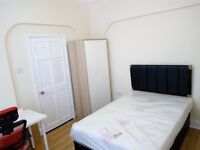 A Double Room for students in Salford