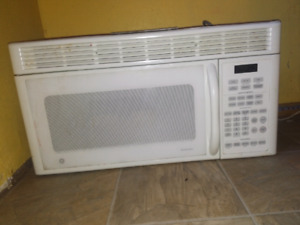 Microwave for over stove