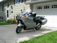 2008 BMW K 1200 GT (When a trip is long and time is short)