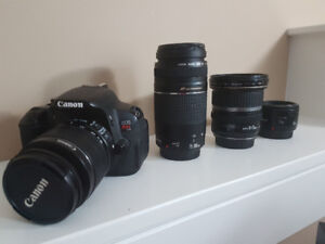 Canon T4i for sale - great starter camera