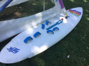 HiFly Windsurfer Complete Rig