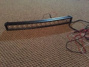 "30"" curved led light bar"