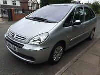 CITROEN XSARA PICASSO DESIRE2 HDI STARTS AND DRIVES PERFECT 12 MONTHS MOT the