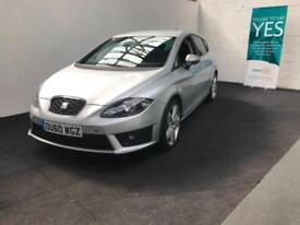 Seat Leon 2.0TDI CR 2010 FR FINANCE AVAILABLE FROM £30 PER WEEK