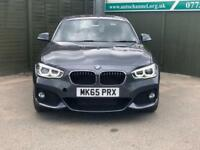 2015 BMW 1 Series 2.0 120d M Sport Sports Hatch (s/s) 5dr