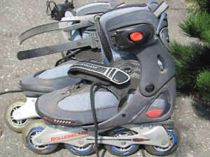 patin à roues alignées (rollerblade)